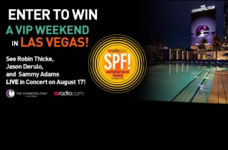 Win A Trip To SPF 2013