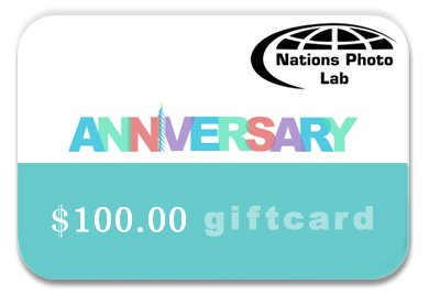 Nations Photo Lab gift card prize contest