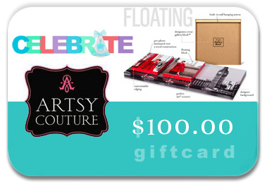 artsy couture gift card