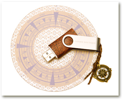 HB Photo Packaging USB Drives