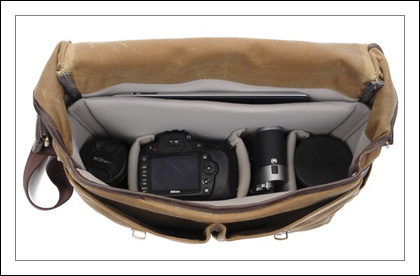 ONA brixton camera bag giveaway