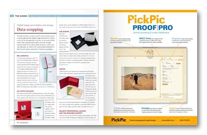 The Goods Column September 2010 Professional Photographer Magazine