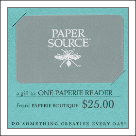 Paper Source giftcard