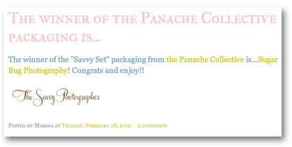paperie boutique winner hb photo boutique packaging set