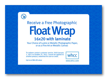 WHCC float wrap giveaway Paperie Boutique