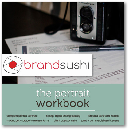 Brand Sushi contest prize giveaway