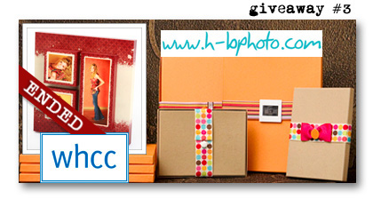 White House Custom Color and HB Photo Packaging contest