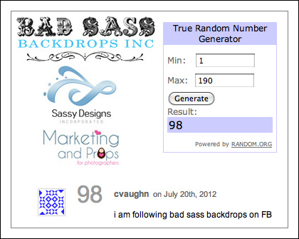 bad sass sassy designs marketing props giveaway