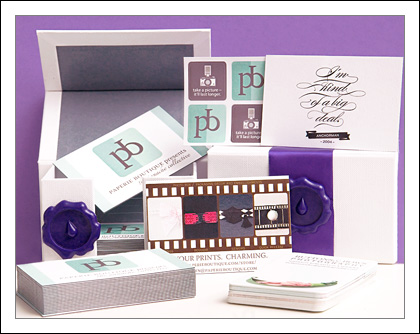 Moo rep card Panache Collective Paperie Boutique