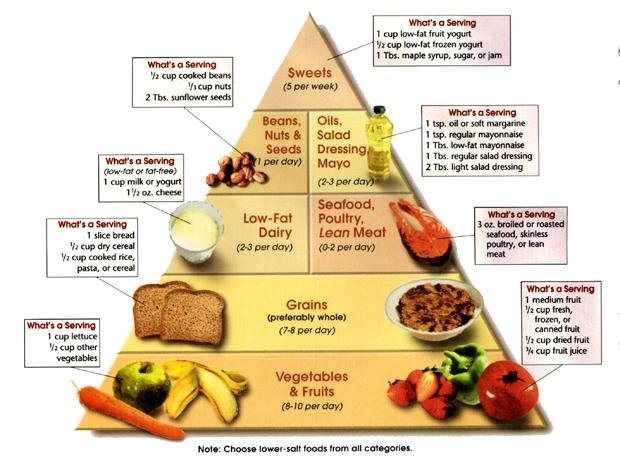5 Ideas to start with Dash Diet