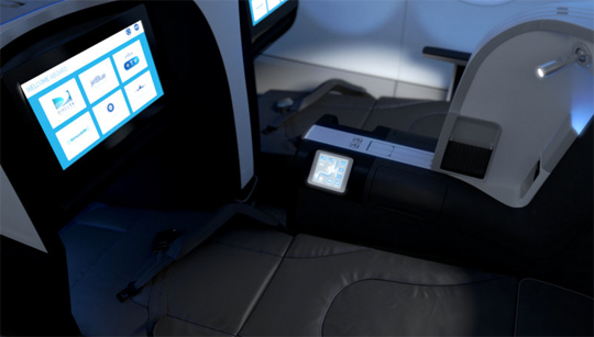 JetBlue takes new approach to premium travel with private option on Airbus A321s