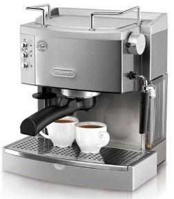 Best Espresso Machine Under $200 DeLonghi EC702