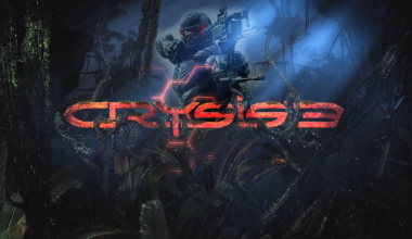 crysis-3-wallpaper-prophet-with-bow-and-crysis-logo-yuiphone-1920x1080