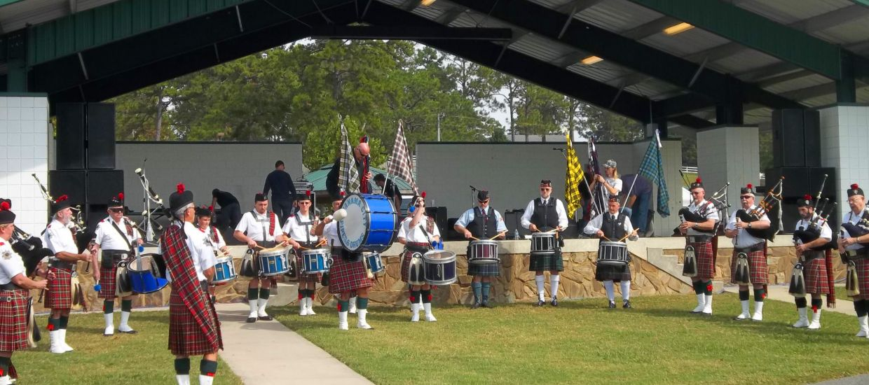 Panama City Pipe & Drum