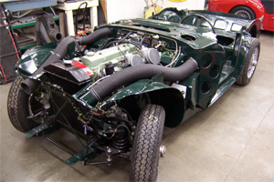 Austin healey restoration - do you have what it takes?