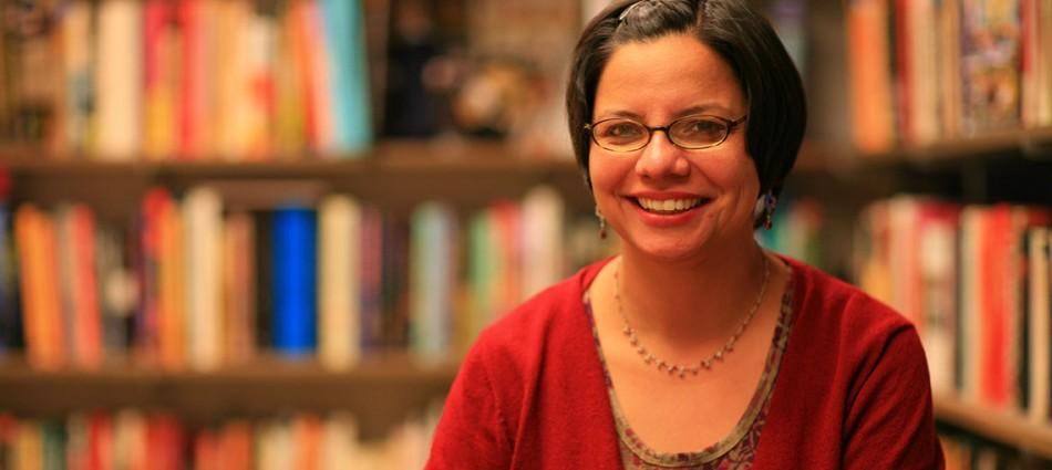 Alma Rosa Alvarez on the Liberating Power of Literature