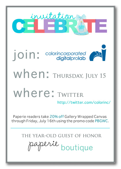 Color Inc invite