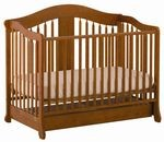 The Storkcraft Coventry Stages crib provides an ideal combination of design, storage and added value