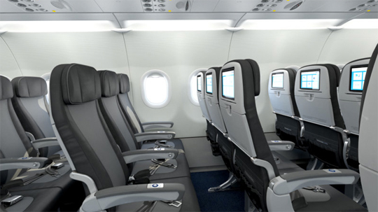 JetBlue 7 JetBlue takes new approach to premium travel with private option on Airbus A321s