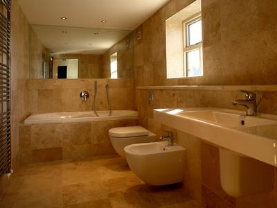 Bathroom Luxury 5 Star Bed and Breakfast Accommodation