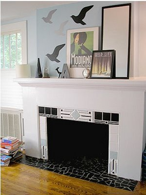 Fireplace Decorating Ideas For Your Home - Modern Home Decorating