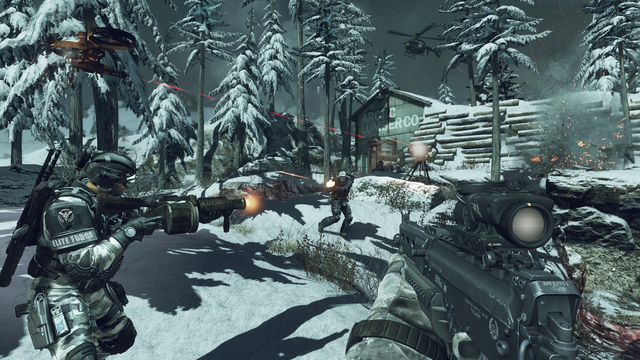 How Call of Duty: Ghosts' New Multiplayer Mode Balances Chaos With Strategy Thumbnail