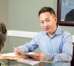 Michael Sun, the community director at The Winston House in Foggy Bottom, says it's helpful to him when prospective renters have a clear budget in mind.