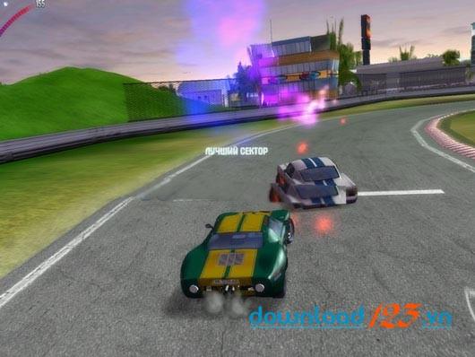 Game Falco Race