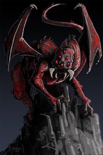 Арахнодракон: на крыльях паука