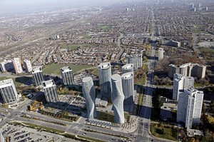 New or resale Mississauag condos