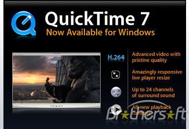 Click to view QuickTime 7.5.5 screenshot