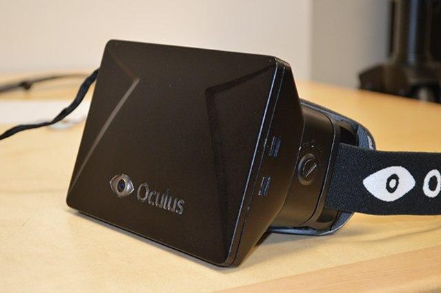 Oculus Rift devs hoping for