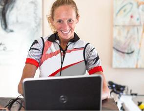 Meet professional triathlete and Ironman star, Kelly Williamson.