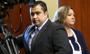 George Zimmerman's wife Shellie to file for divorce after six years