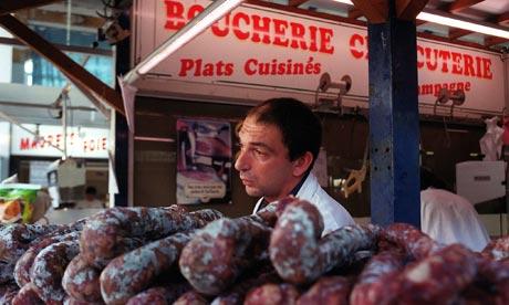 French boucherie