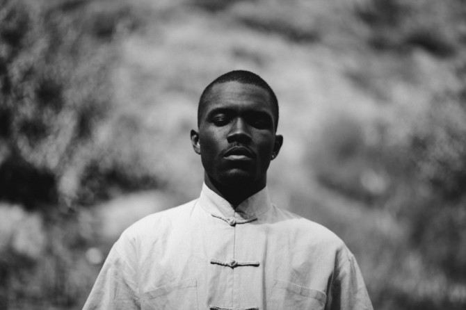 Frank Ocean thinking about you