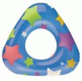 Плавательный круг детский Intex Круг-треугольник