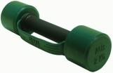 Гантель обрезиненная Barbell 1 кг
