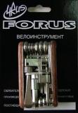 Ключ складной FORUS 3.0 20 в одном c выжимкой цепи