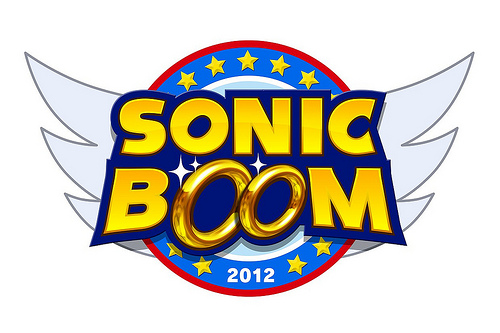 Sonic Boom 2012