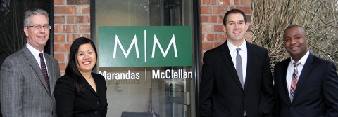The Attorneys at Marandas McClellan Immigration Law Offices