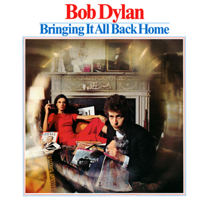 Album cover for Bringing It All Back Home