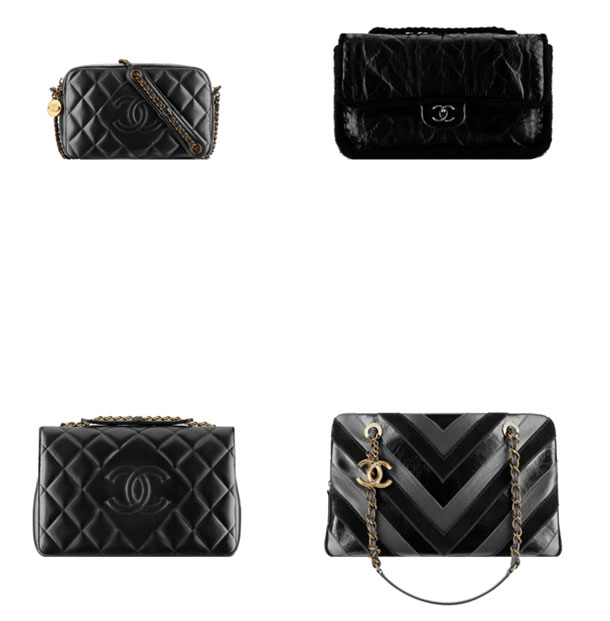 Chanel Handbags Pre-Collection for Fall/Winter 2013-2014