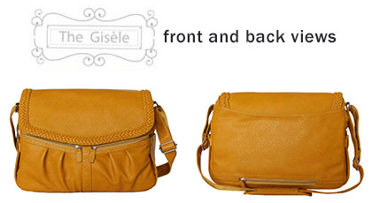 LobLee Gisele Camera Bag