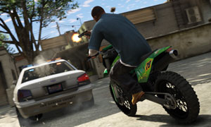 GTA 5 review: a dazzling but monstrous parody of modern life