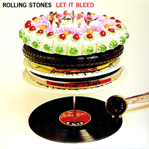 Album cover for Let It Bleed