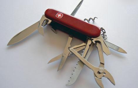 krediti u chf - švicarski nož
