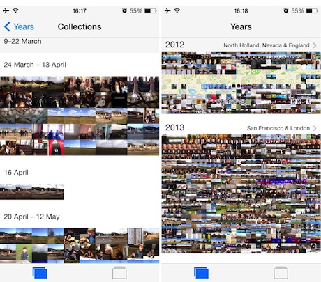 iOS 7 review: looking to bigger things and swiping away the past