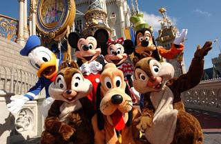 Annual Disney Tickets