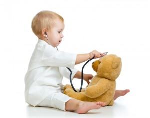 medico bebe